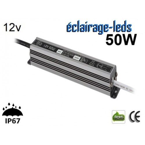 Alimentation Leds 220/12V