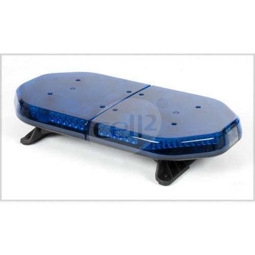 Rampe LegiFit 60cm - Leds Bleues/Capot Bleu