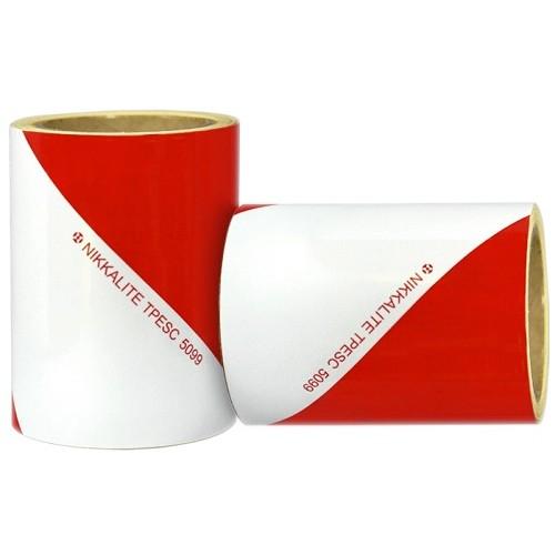 Kit 2 rouleaux MICROBILLES classe A Rouge/Blanc