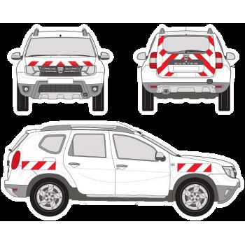 Kits prédécoupés pour véhicule